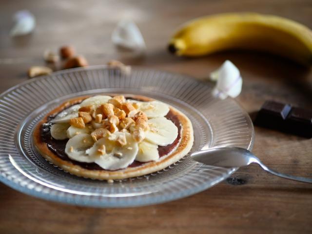 Pancake chocolat/banane